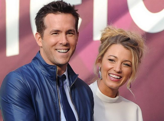 Blake Lively si Ryan Reynolds